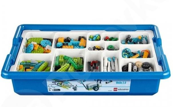 Hledáte praktickou výuku STEAM pro základní školy? Zkuste LEGO Education WeDo 2.0