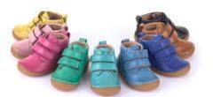 Barefoot obuv dětská – to nejlepší pro zdraví vašich dětí