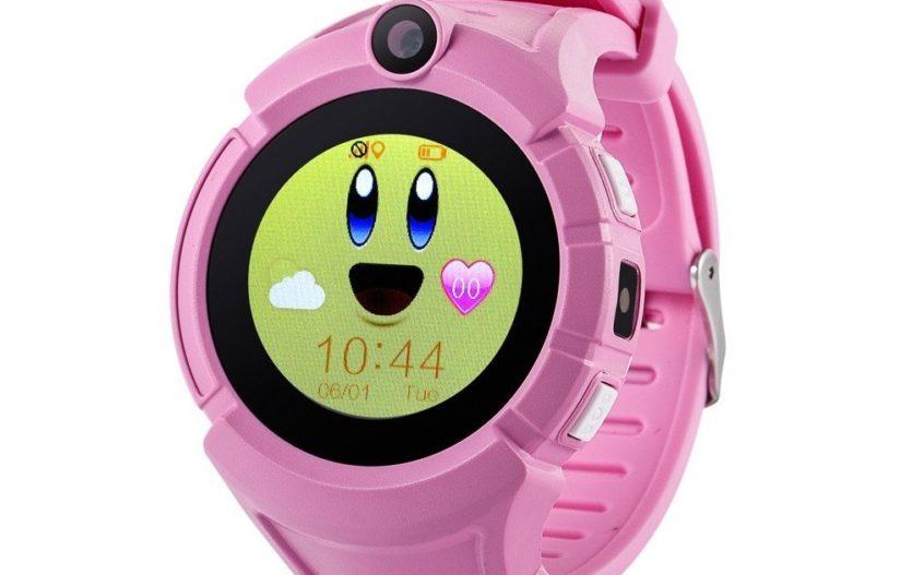 Dětské hodinky s GPS pro klidnou mámu