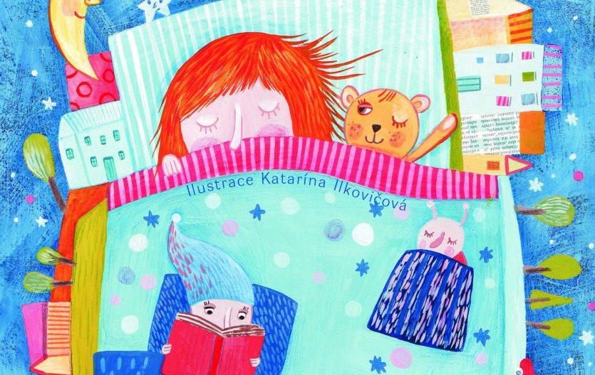 Recenze knih předškoláci – pohádky pod polštář