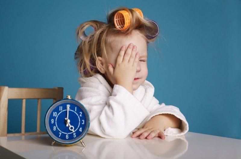 Ach to brzké vstávání! Tipy jak si po ránu přispat!