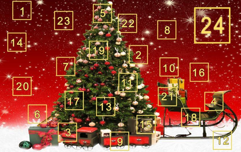 Vyrobte dětem adventní kalendář
