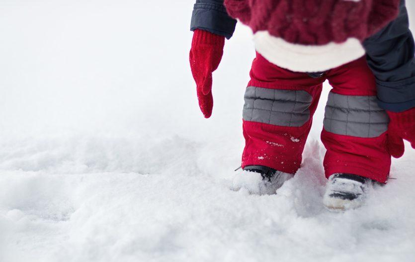 Ať jsou děti v teple, aneb správný výběr oblečení na zimu