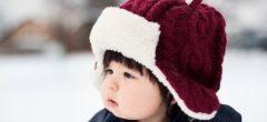 Čekám miminko v zimě: jak ho oblékat?
