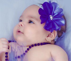 Náušnice pro miminko: ano nebo ne?