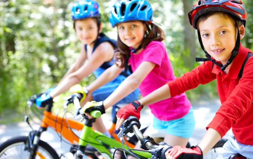 Jak vybrat dětské kolo