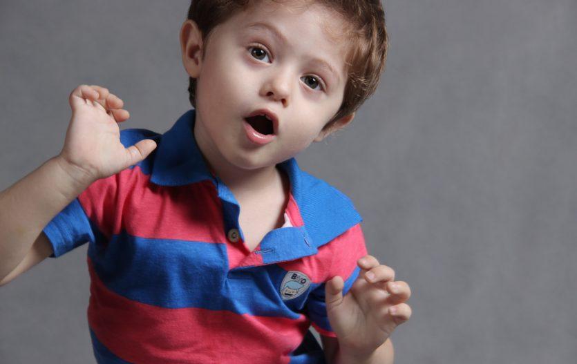 Když dítě šišlá – jak to řešit?