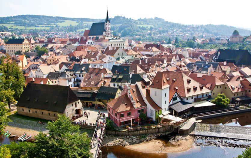 Poznejte Český Krumlov, jedno z nejkrásnějších míst na světě!