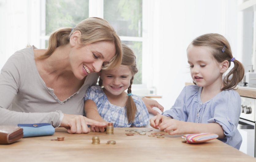 Děti a kapesné – jak je naučit zacházet s ním správně?