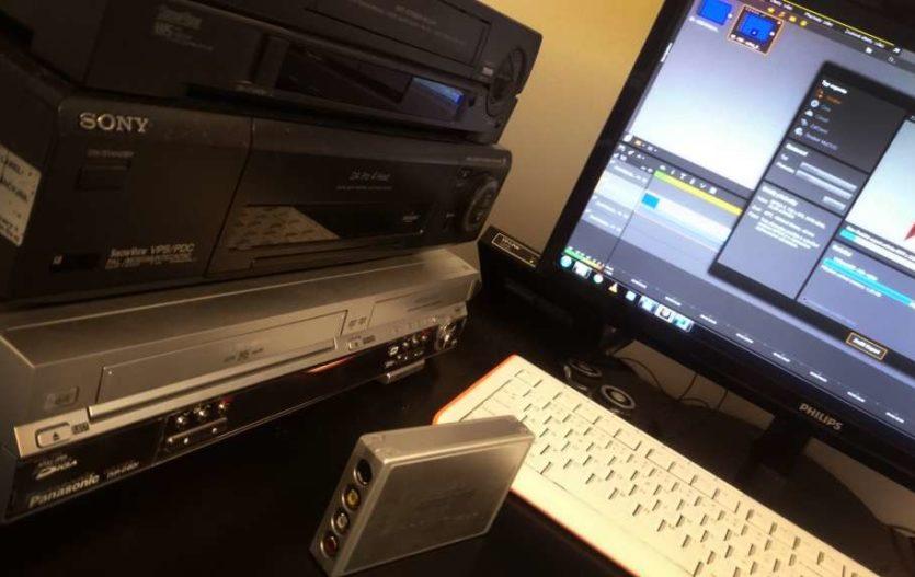 Věnujte svým dětem originální dárek. Převod VHS kazet na DVD je skvělá volba!