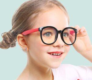 Zhoršení zraku u dětí