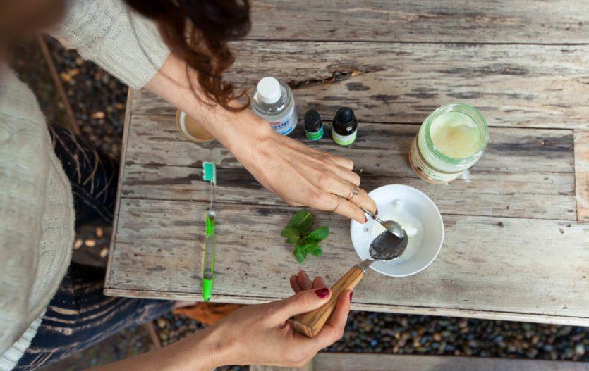 Tvořivá dílna: skořicová zubní pasta