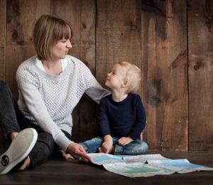 Když je dítě závislé na matce - je to problém?