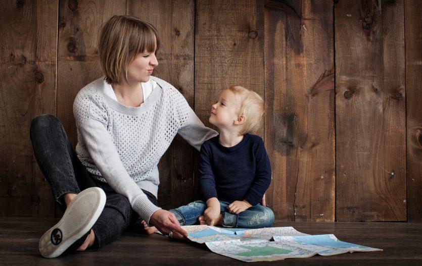 Když je dítě závislé na matce – je to problém?