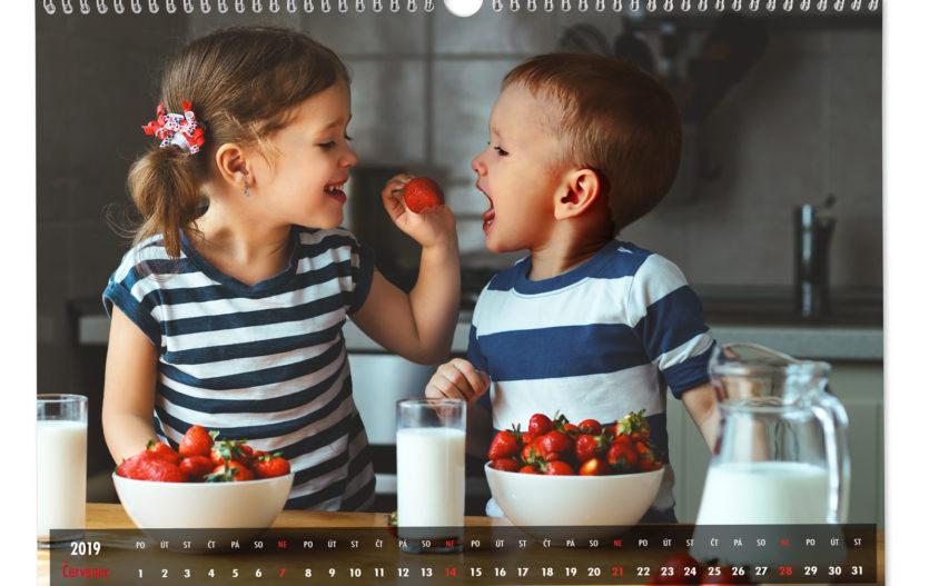 6 důvodů, proč dětem do pokojíčku nekupovat kalendář