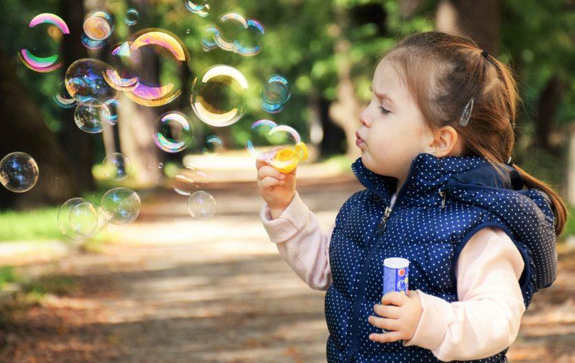 Maličkosti pro dětské štěstí