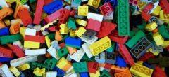 O víkendu na Lego nebo do kreativní laboratoře