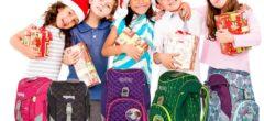 Jak vybrat školní batoh, aby neničil páteř dítěte?