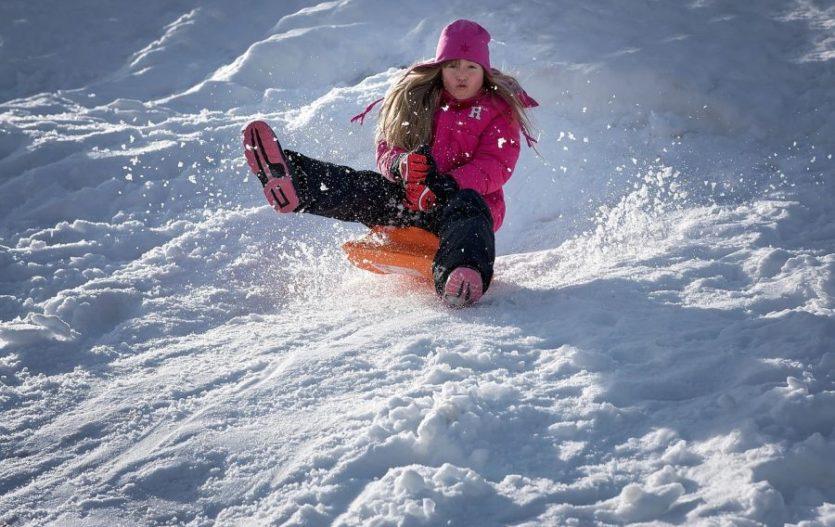Jaké zimní aktivity zaujmou vašeho potomka?