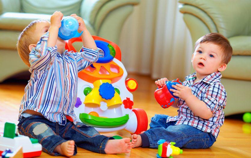 Milníky dítěte v batolecím věku