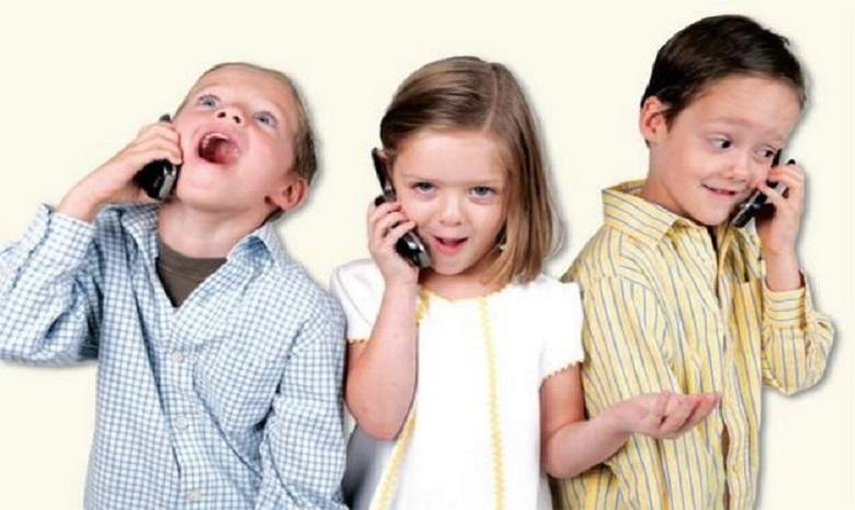 Mobilní telefon a děti – od kdy?