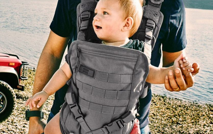 Když se děti rády nosí, aneb odoláte ergonomickým nosítkům?