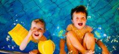 Kurzy plavání kojenců v Praze 6