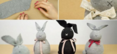 Kreativní dílna: co vyrobit ze starých ponožek?