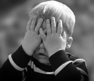 Dítě s diagnózou ADHD