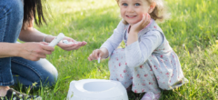 Inovativní způsob učení dětí na nočník