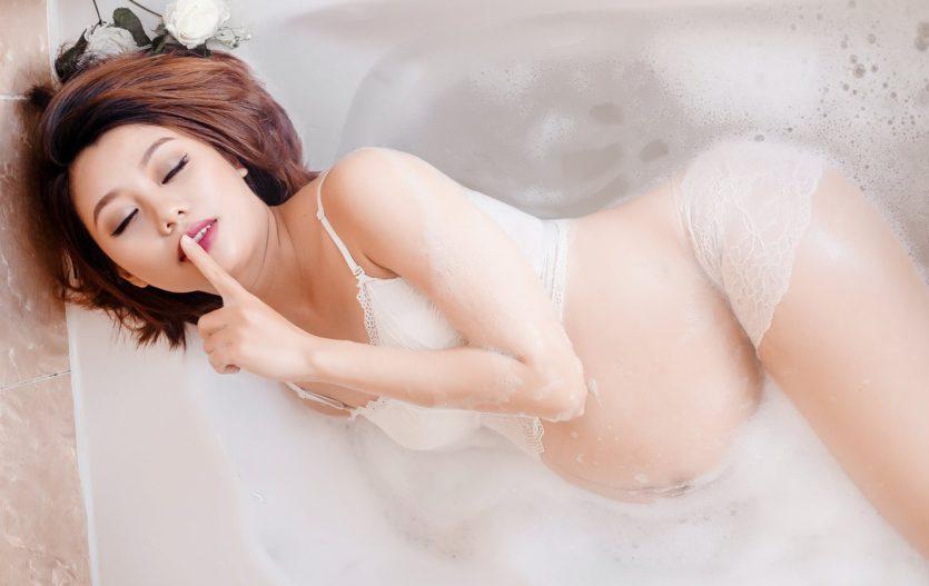 Jak na správnou hygienu v těhotenství