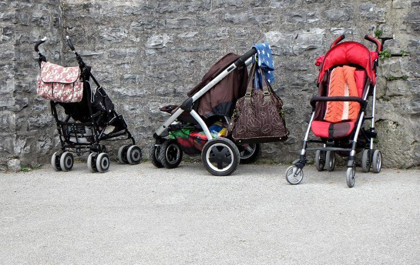 Čím se řídit při výběru dětského kočárku?