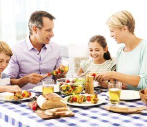 Jak naučit děti jíst ovoce a zeleninu